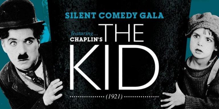 Slapstick Silent Film Festival Comedy Gala 2016 - Charlie Chaplin The Kid