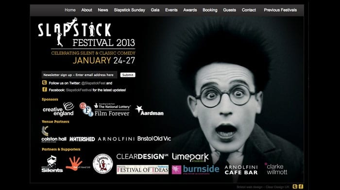 Slapstick 2013