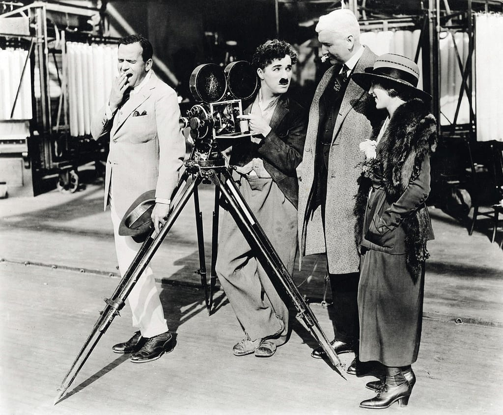 Charlie Chaplin's Life – The Beginnings