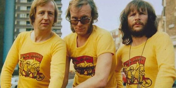 The Goodies 50th Anniversary Poll