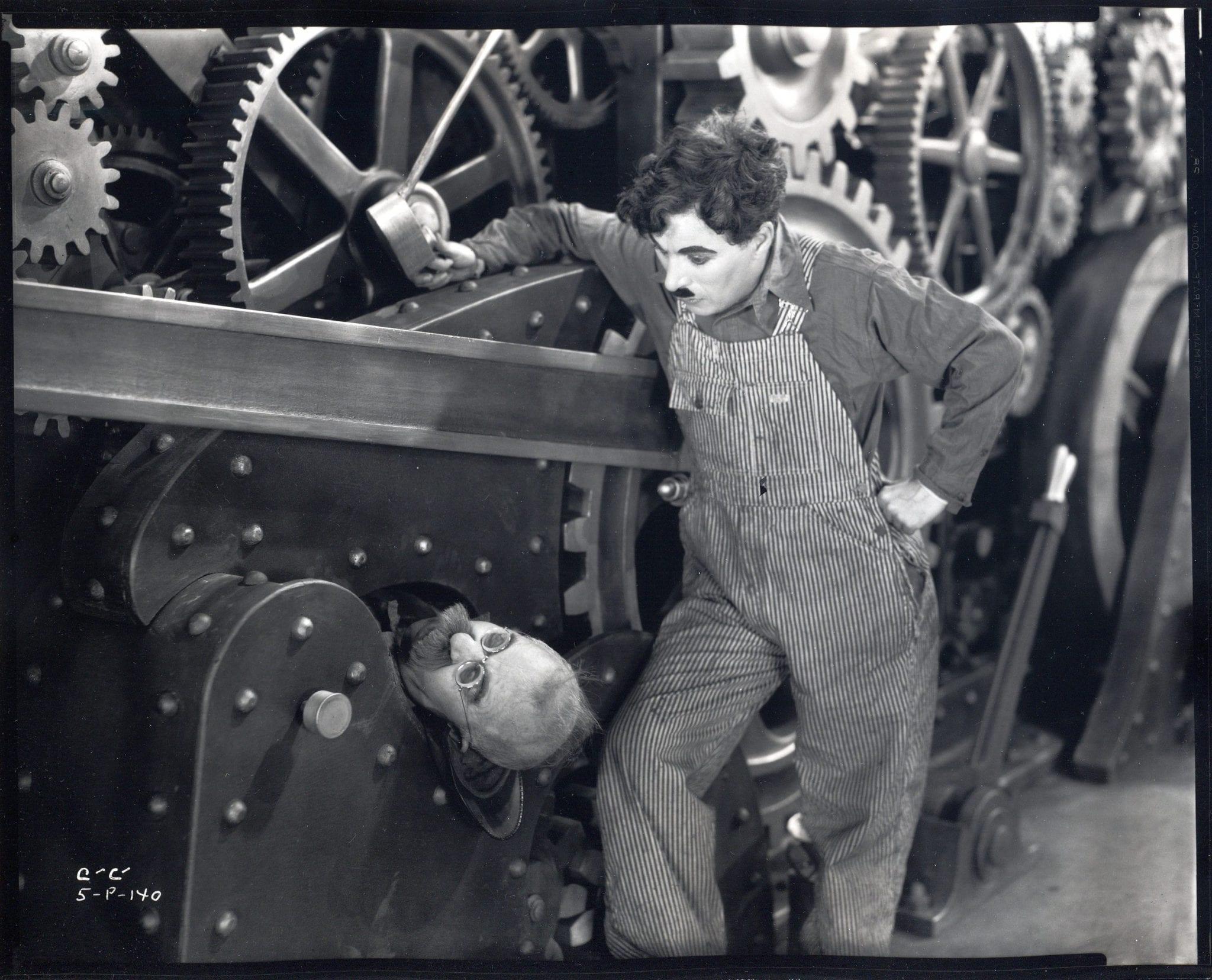 Modern Times | Charlie Chaplin The Composer