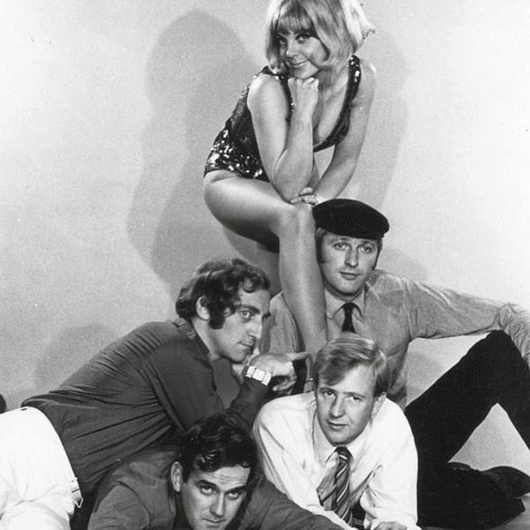 1967 Television At Last The 1948 Show Cast copy