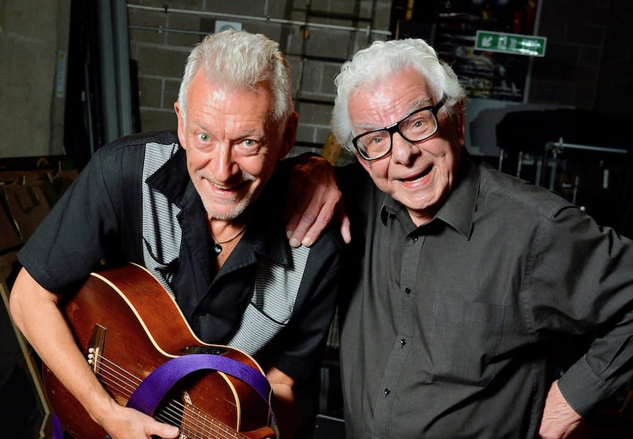 Barry Cryer Ronnie Golden 1
