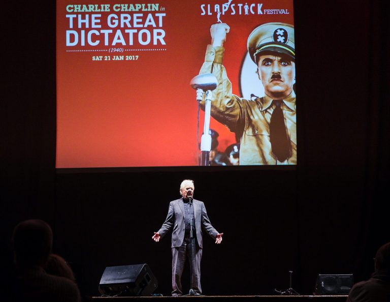 Great Dictator David Robinson 20