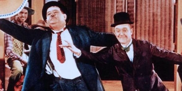 way out west laurel and hardy