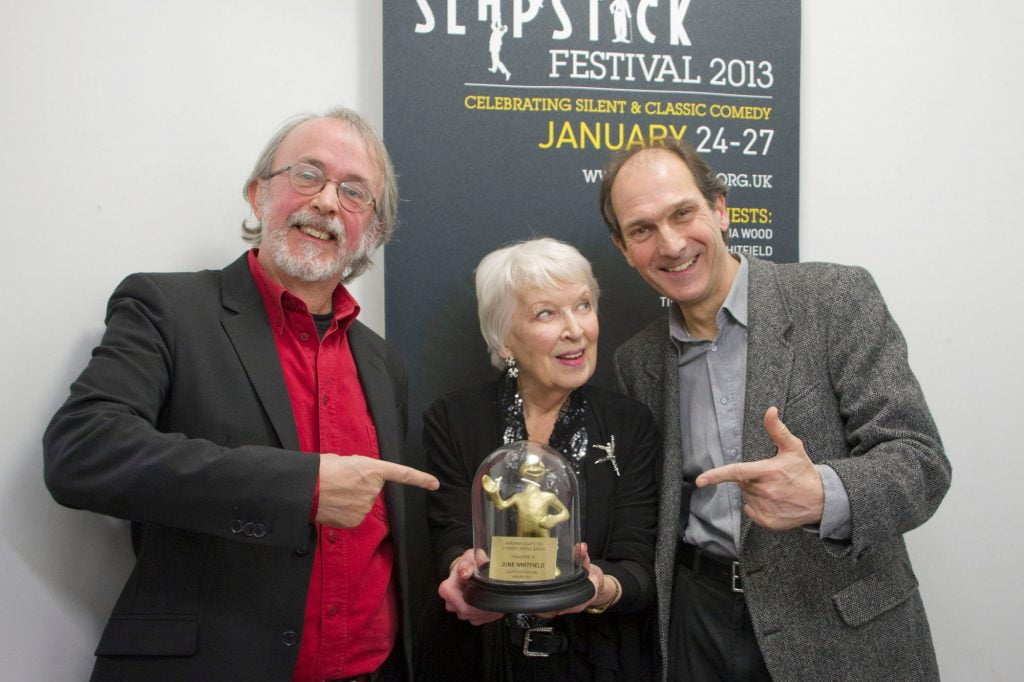 June Whitfield Pete Lord David Sproxton