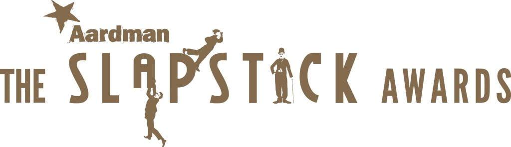 New Aardman Slapstick Awards Logo