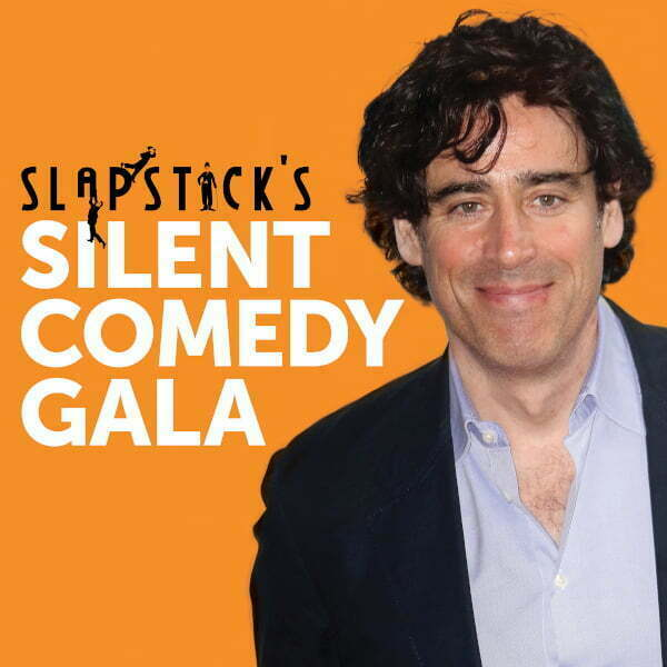 SILENT COMEDY GALA with Stephen Mangan